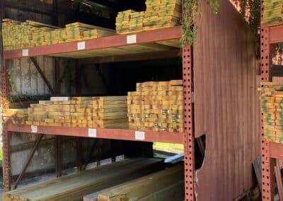 Lumber Yard New Orleans